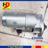 4tnv88 de Startmotor van de dieselmotor 12V 15t