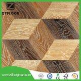 suelo laminado de madera 3D fácil instalar con impermeable