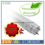 Nie Broken Powerful Nanometer 22W T8 LED Tube Light