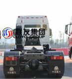 HOWOのトラクターヘッド大型トラック340HPのトラクターのトラック