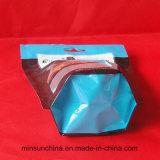 Sacchetto di plastica su ordinazione di imballaggio per alimenti di disegno di stampa