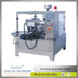 Machine à emballer rotatoire automatique de condiment avec le remplissage de foreuse