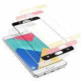 Japonesa Asahi Glass teléfono móvil de vidrio templado para Galaxy A5 2017 A7 cubierta de pantalla completa Protector de pantalla (XS-BLM-A707)