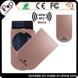Protector universal del portatarjetas de la funda RFID de la tarjeta con patente
