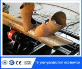 Cortador do CNC da tubulação de três linhas centrais de Nakeen