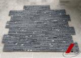 Pietra naturale della coltura dell'ardesia per il rivestimento della parete