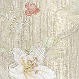 Capa hermosa del papel de empapelar del estilo de la flor de Rose del papel pintado/de la pared