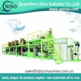 Machine remplaçable de couche de bébé de Huggies