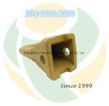 Ponta da cubeta dos dentes da cubeta da máquina escavadora de China Doosan-Daewoo (2713-1221RC)
