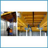 Molde de aço reusável da laje da tabela para a construção