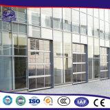 De hoge Transparante Deur van de Garage van de Veiligheid Qualioty