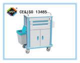 (B-66) Chariot de luxe à la distribution de médecine d'ABS