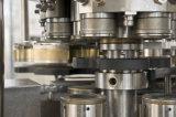 Maquinaria líquida de Labeing da máquina de enchimento da garrafa de água giratória