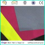 Polyuréthane Revêtue 100% Polyester Line Designs Jacquard Cationic Fabric