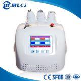 D'ultrason de capteur de corps une mini Cavitation+RF C1 graisse plus mince de cavitation de ml réduisent la machine
