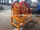 PE150*250販売のための移動可能な石造りの顎粉砕機機械