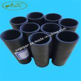 Tubo de plástico personalizado de alta calidad para rollo de papel térmico