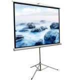 """60 schermi di proiezione bianchi opachi del treppiedi """" X60 """" con buona qualità"""
