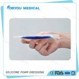Medische 2016 keurde FDA van Foryou de Waterdichte Medische Sacrum van Antimicrobi Ostomy van het Silicone van de Vulling van de Wond Vulling van het Schuim van het Silicone goed