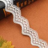 Merletto della maglia del ricamo di alta qualità per la fabbricazione i vestiti o del vestito merletto netto francese africano