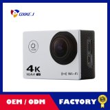 "Ação Camera 4k WiFi Full HD 1080P DVR 12MP 2 ""LCD Waterproof 30m Sports Camera com Romote Control"