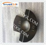 Cnc-maschinell bearbeitenEdelstahl-Teil-Aluminium-Teil