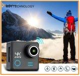 2.0インチスクリーンWiFiの防水4k Goproの処置のカメラ