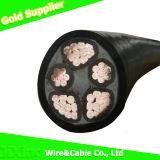 XLPE/PVC elektrischer Isolierdraht