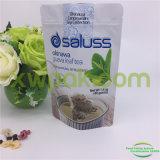 Bolsitas de té modificadas para requisitos particulares con la tapa de la cremallera
