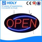 Hidly 타원형 낮은 전압 LED 열려있는 표시