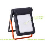 Lámpara de mesa recargable portable de la lectura del LED solar