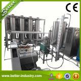 Usine supercritique d'extraction de CO2 d'extraction de l'huile liquide de CO2 de technologie neuve