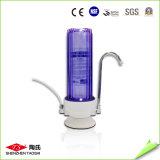 Filtro de agua directo de la cocina de tres fases de 10 pulgadas