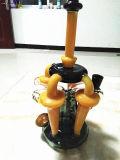 12 de Rokende Waterpijp van het Glas van het Kasteel van de Recycleermachine van Borosilicate van de duim