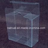 Коробка изготовленный на заказ цвета окна PVC упаковывая Corrugated для игрушки