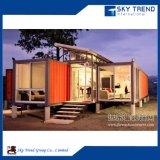 좋은 디자인 판매를 위한 호화스러운 조립식 작은 콘테이너 집