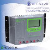 El precio de fábrica 12 / 24V LCD PWM regulador solar hecho en casa