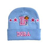 차가운 줄무늬 베레모 모자 (JRK183)