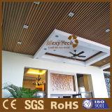 Soffitto composito sospeso del PVC di legno