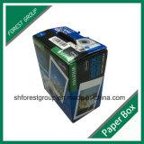 Caixa ondulada da caixa de papel e flauta para o empacotamento da câmera