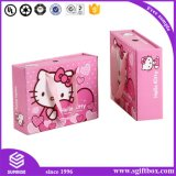 Miezekatze Prefume Uhr-Kleid Pcakaging Geschenk-Papierkasten