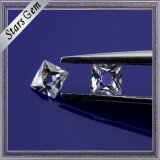 De groothandelsprijs paste Diamant van Moissanite van de Besnoeiing van de Schrijvers uit de klassieke oudheid van de Grootte de Franse aan