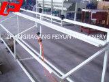 PP PE 관 밀어남 선 또는 만들기 기계