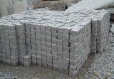 Guijarro del jardín del granito/piedra de pavimentación naturales para el jardín al aire libre