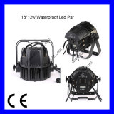 Equipo LED 18PCS * 12W LED Parcan