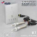 Ampoule 40W 4800lm R3 H7 automatique de phare de moto du phare DEL de la performance DEL d'excellence