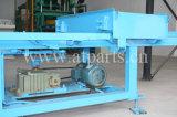 D'argile mini Habiterra machine de fabrication de brique en bois allumée de Hydraform
