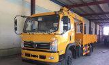 Dongfeng camion télescopique de grue de 2 T 2 tonnes de grue montée par camion