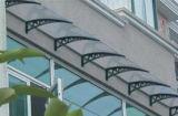 het Afbaardende In de schaduw stellen van het Aluminium van de Deur van het Venster van de Projectie van 100cm