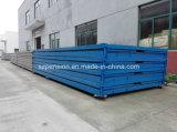 los paneles incombustibles del bachillerato plegables la casa prefabricada/prefabricada móvil